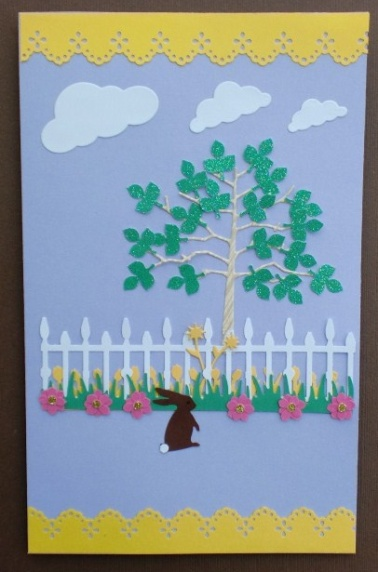 Cardmaking Idea Spring Is Coming Think Crafts By