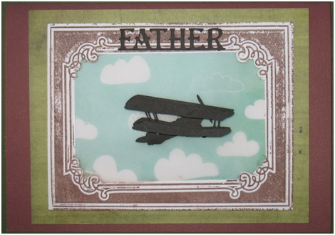 For You, Father's Day Card from ThinkCrafts.com