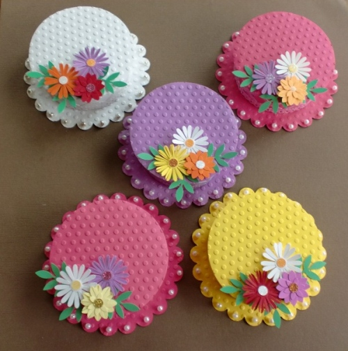 Party decoration project think crafts by createforless for Creative craft ideas with paper