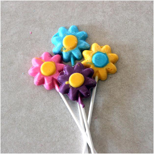 Chocolate Flowers for Mother's Day