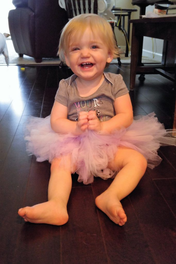 Super easy to make tutu with limited sewing.