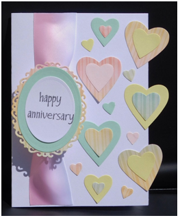 Wishing You a Happy Anniversary Card