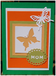 Quick & Easy Mother's Day Card